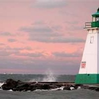Port Dalhousie Lighthouse was originally constructed in 1880, rebuilt during the summers of 2000 and 2001