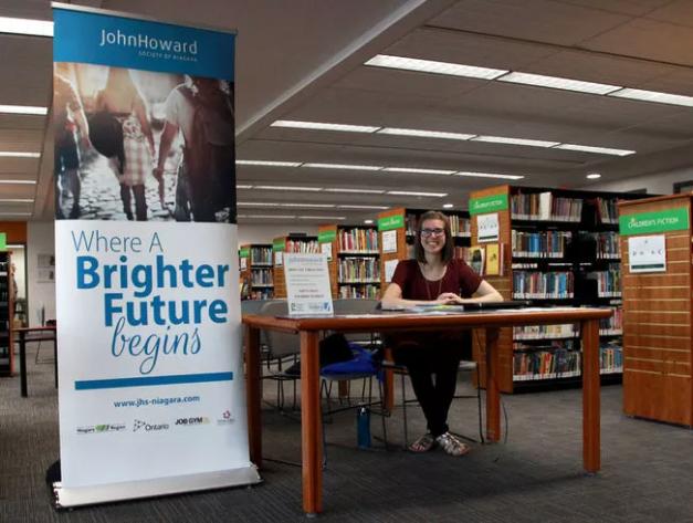 Jon Howard Society and Libraries Unite