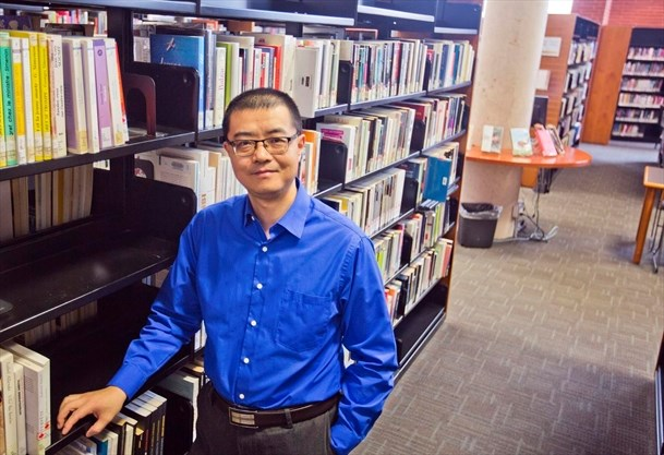 Ken Su is new chief executive officer of St. Catharines Public Library. - Bob Tymczyszyn , The St. Catharines Standard