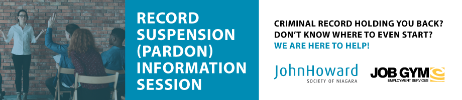 Record Suspension (Pardon) Information Session