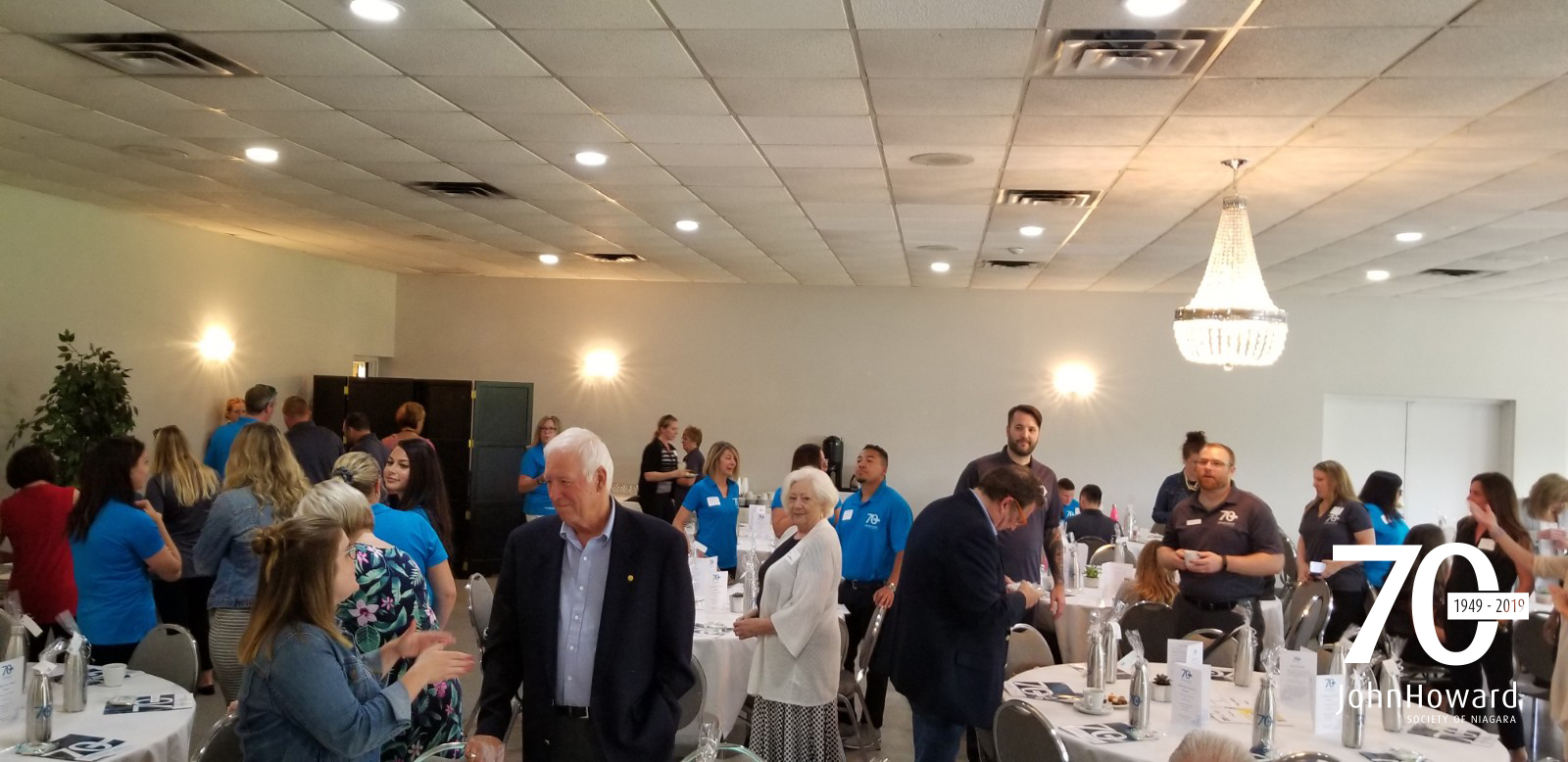 John Howard Society of Niagara AGM 2019